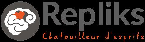 repliks logo