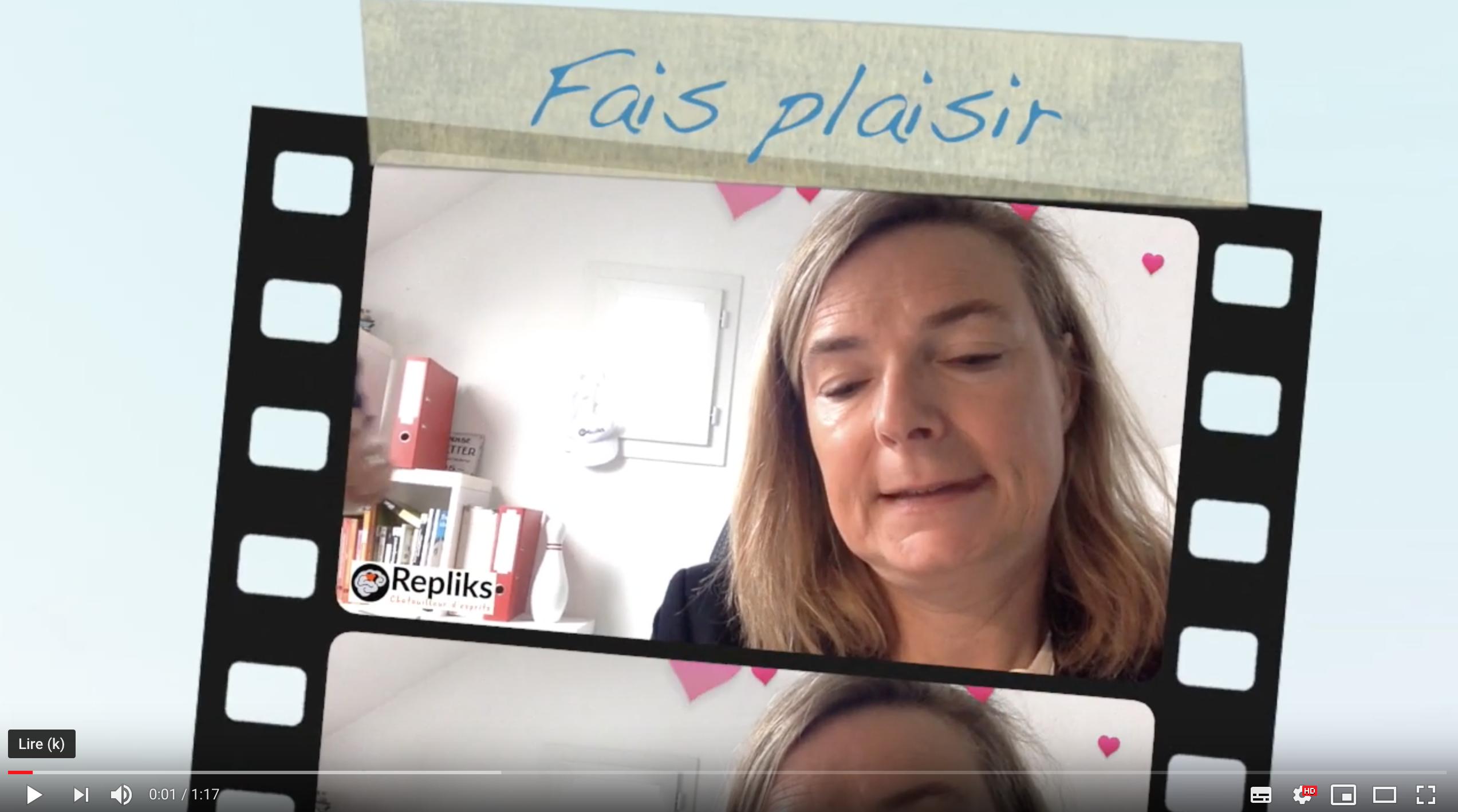 Fais plaisir !! by Repliks