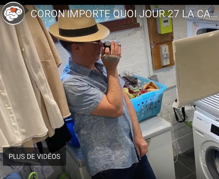 CORON'IMPORTE QUOI JOUR 27: LA CARTE POSTALE