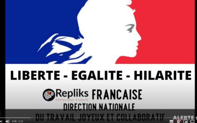 ALERTE:  MESSAGE DE LA DIRECTION NATIONALE DU TRAVAIL JOYEUX ET COLLABORATIF